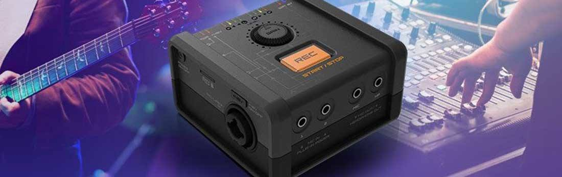 Reclouder Cloud-based Audio Recording